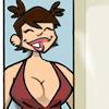 jamie- boobquake :D