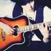 [SJ] Sungminnie && his guitar