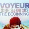 Merlin - Merlin - Arthur stalking