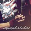 nymphalidae: Die Gitarre