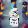Carrie Leigh: Stormtrooper hug