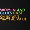 Geeks First