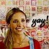 Buffy - Yay!