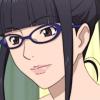 maijame: glasses shibasaki