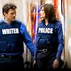 Bianca: Castle: Castle&Beckett (vests)