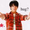 'Hug?' yoko