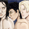 Severus - Harry - Draco