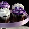 02 - purple cupcakes