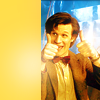Eleven thumbs up