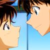 Adriana: Magic Kaito - Kaito & Aoko arguing
