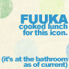 (P3) Fuuka: Cooking newbie