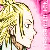 Not Impressed -- Haruhiko