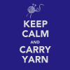 Yarn is good.  We like yarn.