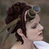 goggles, steampunk
