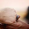 stefan elena hands ring
