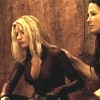 Friendship - Kahlan's hand on Cara