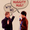 Merlin huggity hug