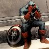 Kirke: Captain America: sad