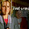 Anya final stand