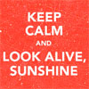 keepcalmsunshine