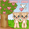 Shannon and Jerrod - love bears