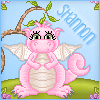 Shannon - Pink Dragon