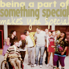 Nina: [glee] all - being a part