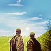 Rachel: SG-1 'Sam & Jack staring at the sky'