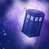 DW - TARDIS in Space