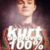 haruechan: Mafia - Kurt approves