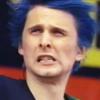 Marleen: blue hair