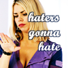 Rose haters gonna hate