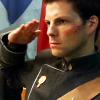 BSG: Lee saluting