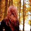Девушка с медными волосами