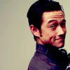 Are you watching?: JGL - Over the shoulder cute