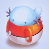 Wooper // In Pokecup