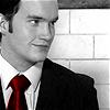 ianto red tie