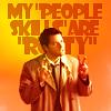 Supernatural: people skills