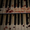 white horses, they will take me away: bloody piano - apiphile
