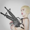 Gaga's Guns