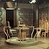 harder, harder, hardest; i am the artist: dr who -- TARDIS | secondary console
