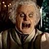 Bilbo crazed