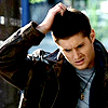 jpgr: SPN Dean head scratch