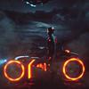 Violet L: rinzler lightcycle