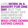 Ariel: bakery