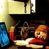 Buffy - Willow sleeping