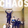Sat: Chaos: Agents