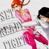 ♀*La Muerte Chiquita*♀: uriori fight