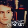 Jesse St. James: Impromptu Concert