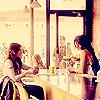 gossip cafeteria